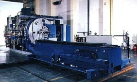 FCT Systeme GmbH - High temperature vacuum sintering furnace FHI