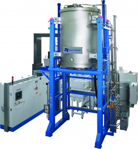Induction Vacuum Sintering Furnace