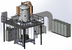 CVD systeme: chemical vapor deposition